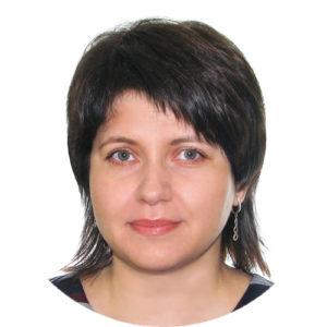 Halyna Stashko