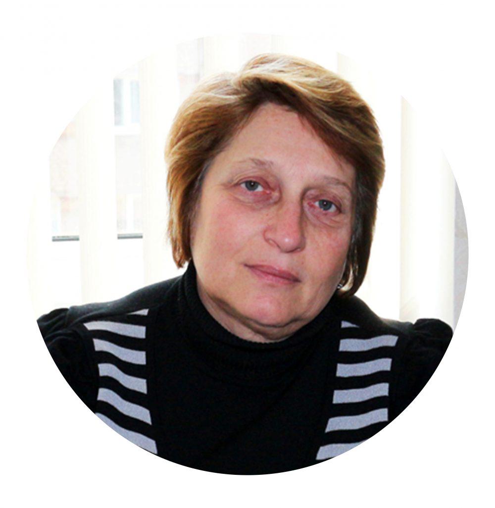 Anna Illinichna Prihodko : Zaporizhzhya National University