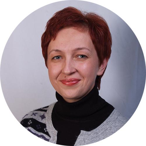 Oksana Kozachyshyna : Vinnytsia Mykhailo Kotsiubynskyj State Pedagogical University